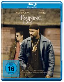 Training Day (Blu-ray), Blu-ray Disc