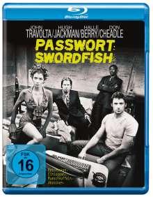 Passwort: Swordfish (Blu-ray), Blu-ray Disc