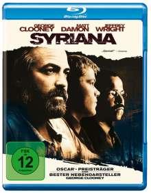 Syriana (Blu-ray), Blu-ray Disc