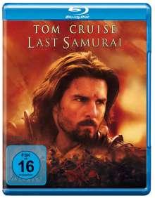 Last Samurai (Blu-ray), Blu-ray Disc