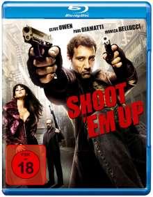 Shoot 'Em Up (Blu-ray), Blu-ray Disc