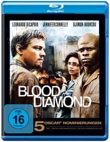 Blood Diamond (Blu-ray), Blu-ray Disc