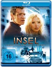 Die Insel (Blu-ray), Blu-ray Disc