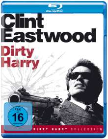 Dirty Harry (Blu-ray), Blu-ray Disc