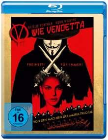 V wie Vendetta (Blu-ray), Blu-ray Disc