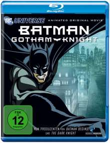 Batman - Gotham Knight (Blu-ray), Blu-ray Disc