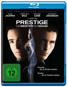 Prestige - Meister der Magie (Blu-ray), Blu-ray Disc