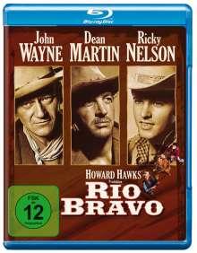 Rio Bravo (Blu-ray), Blu-ray Disc