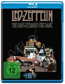 Led Zeppelin: The Song Remains The Same (Special-Edition), Blu-ray Disc