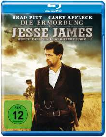 Die Ermordung des Jesse James durch den Feigling Robert Ford (Blu-ray), Blu-ray Disc