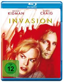 Invasion (2007) (Blu-ray), Blu-ray Disc