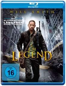 I Am Legend (Blu-ray), Blu-ray Disc
