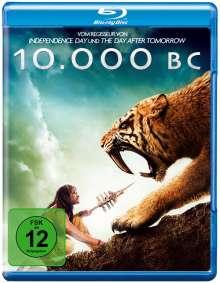 10.000 B.C. (Blu-ray), Blu-ray Disc