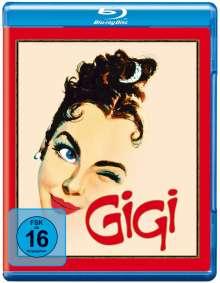 Gigi (Blu-ray), Blu-ray Disc