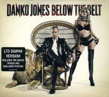 Danko Jones: Below The Belt (Ltd.Edition), CD