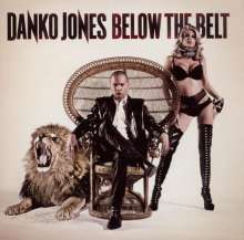 Danko Jones: Below The Belt, CD