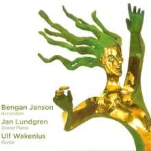 Bengan Janson, Jan Lundgren & Ulf Wakenius: Janson Lundgren Wakenius, CD