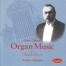 Otto Olsson (1879-1964): Orgelwerke Vol.2, CD