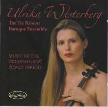 Ulrike Westerberg - Music of the Swedish Great Power Period, CD