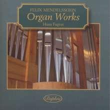 Felix Mendelssohn Bartholdy (1809-1847): Orgelwerke, 2 CDs