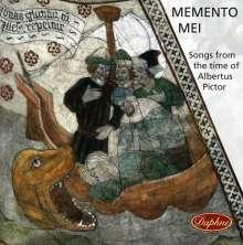 Memento Mei, CD