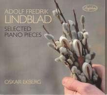 Adolf Fredrik Lindblad (1801-1878): Klavierstücke, CD