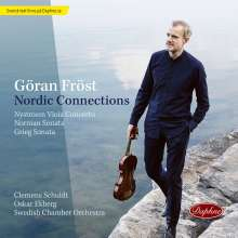 Göran Fröst - Nordic Connections, CD