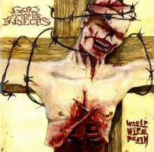 God Among Insects: World Wide Death, CD