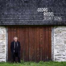 Georg Riedel (geb. 1934): Secret Song, CD
