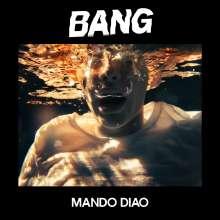 Mando Diao: Bang, CD