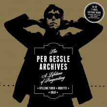 Per Gessle: Archives: A Lifetime Of Songwriting (10 CD + LP), 10 CDs