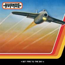 Hypnos (Tschechien): Set Fire To The Sky, CD