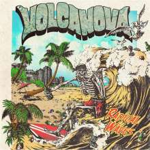 Volcanova: Radical Waves, LP
