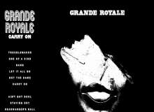 Grande Royale: Carry On (White Vinyl), LP