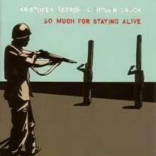 Kristofer Åström: So Much For Staying Alive, LP