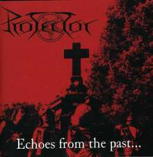 Protector: Echoes From The Past..., CD