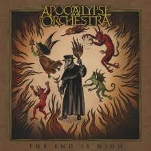 Apocalypse Orchestra: The End Is Nigh, CD