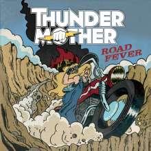 Thundermother: Road Fever (Yellow Vinyl), LP