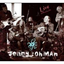 Jenny Bohmann: Live At Mosebacke 2009, CD
