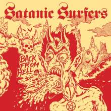 Satanic Surfers: Back From Hell, CD