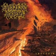 Faceless Burial: Multiversal Abattoir, CD