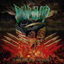 Dead Sleep: In The Belly Of The Beast, CD