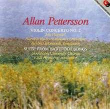 Allan Pettersson (1911-1980): Violinkonzert Nr.2, CD