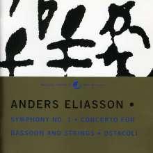 Anders Eliasson (1947-2013): Symphonie Nr.1, CD