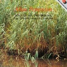 Allan Pettersson (1911-1980): Sonaten f.2 Violinen Nr.1-7, CD