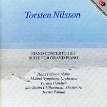 Torsten Nilsson (geb. 1920): Konzert für Klavier & Streicher Nr.1 op.63, CD