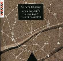 "Anders Eliasson (1947-2013): Hornkonzert ""Farfalle e ferro"", CD"