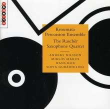 Rascher Saxophone Quartet, CD