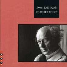 Sven-Erik Bäck (1919-1994): Streichquartette Nr.2 & 4, CD