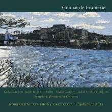 Gunnar de Frumerie (1908-1987): Violinkonzert op.19, CD